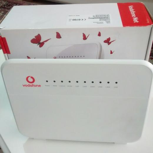 Vodafone modem ip değiştirme