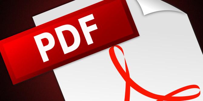 Pdf formatındaki dosyaları açan çok küçük mini bir program