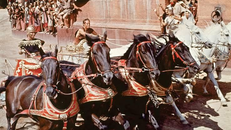 Ben hur 1959 tek parça türkçe dublaj filmi izleyin. şiddetle tavsiye ediyorum !