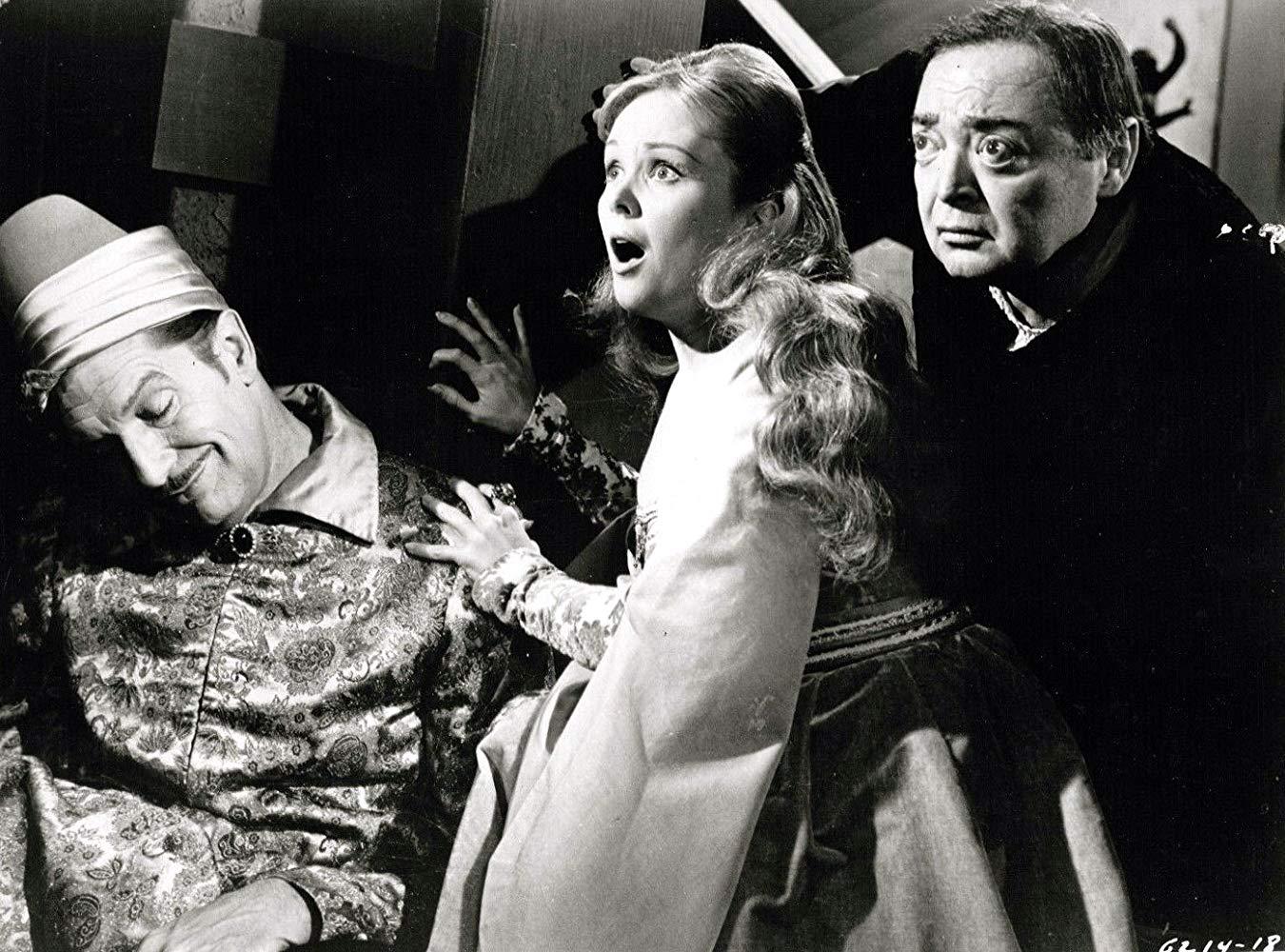 Klasik film kuşağında bu hafta: The Raven (1963) Kuzgun izle
