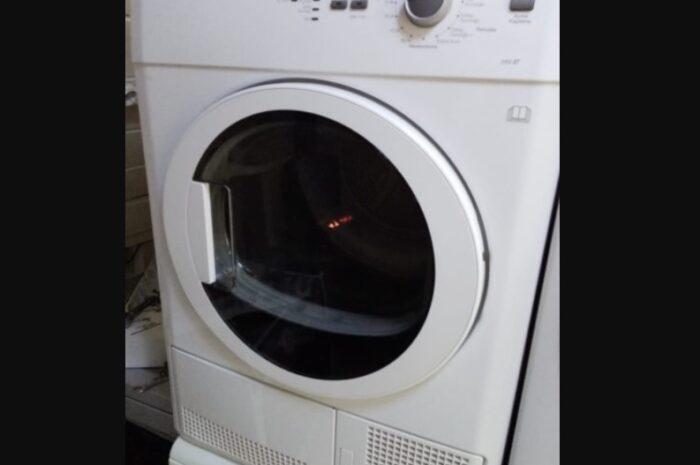 arçelik 7 kilo kurutma makinesi bakımlı tamir görmemiş