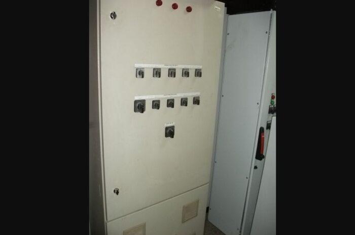İKİNCİ EL SIEMENS Kompanze elektrik Panosu